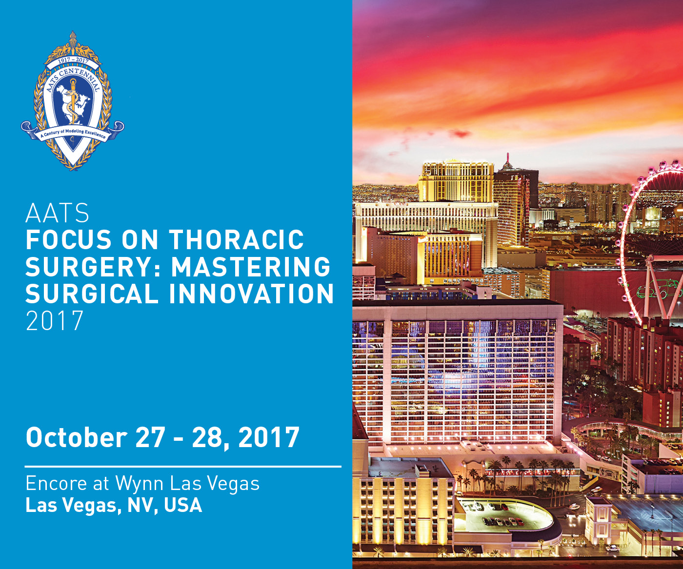 AATS Focus on Thoracic Surgery:Mastering Surgical Innovation