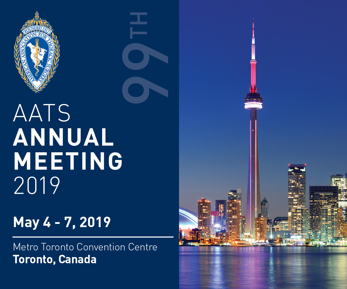 AATS 99th Annual Meeting